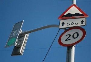 дороги светофоры
