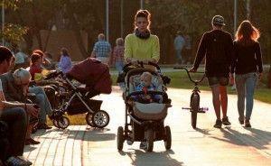 город общество дети парк