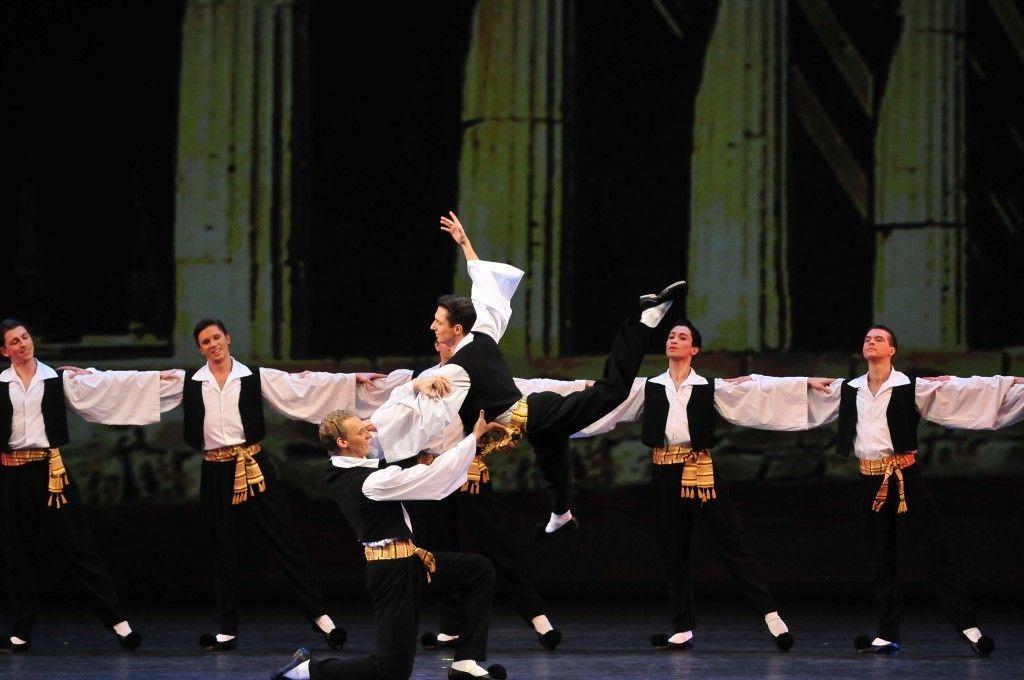 Студия танца «Радуга» выступила в поселении Первомайское с отчетным концертом