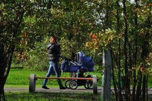 Народный парк в Некрасовке