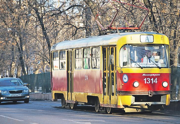 Общественный транспорт Москвы станет познавательнее