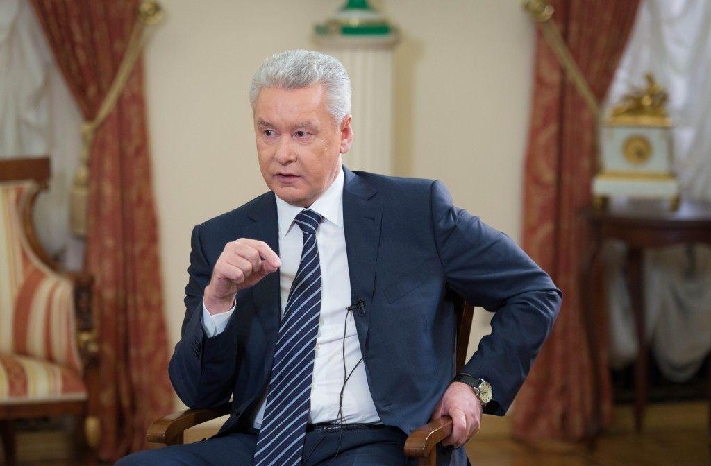 Мэр Москвы поздравил горожан с Днем Конституции