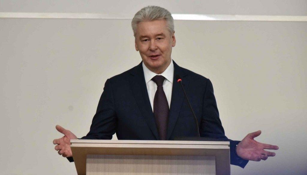 Собянин объявил о завершении уникальной реконструкции школы им. Гнесиных