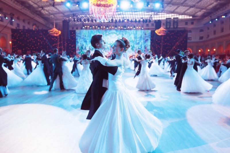 Танцы под трофейный патефон