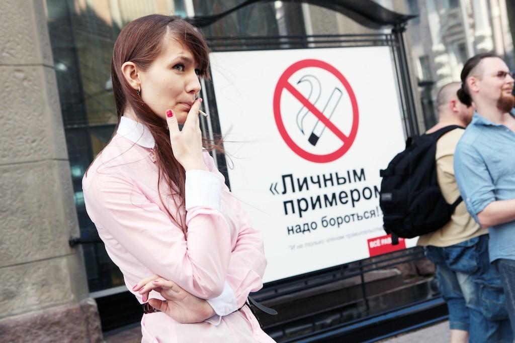 Жители поселения Рязановское поменяли сигареты на конфеты