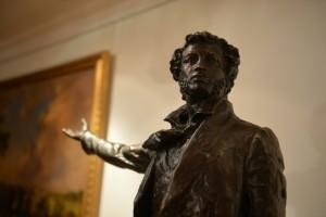 Выставка в музее Пушкина