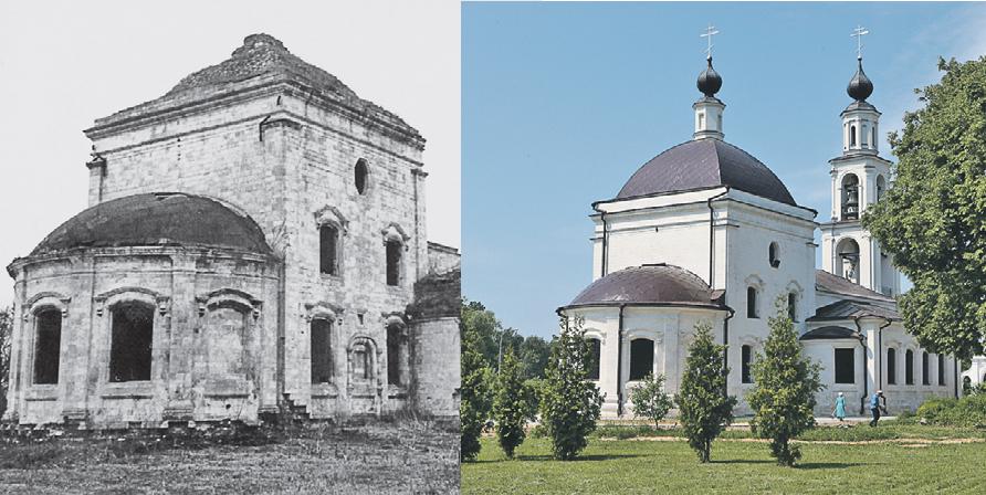 Еринский храм будет восстановлен