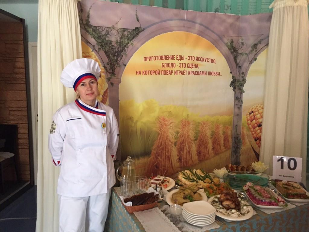 Жительница ТиНАО стала призером столичного конкурса поваров
