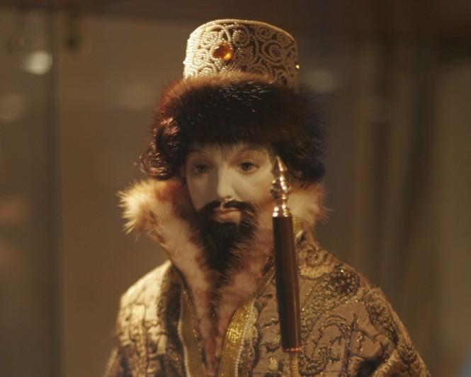 В щербинском музее «Государыня» прошла выставка, посвященная Дню семьи