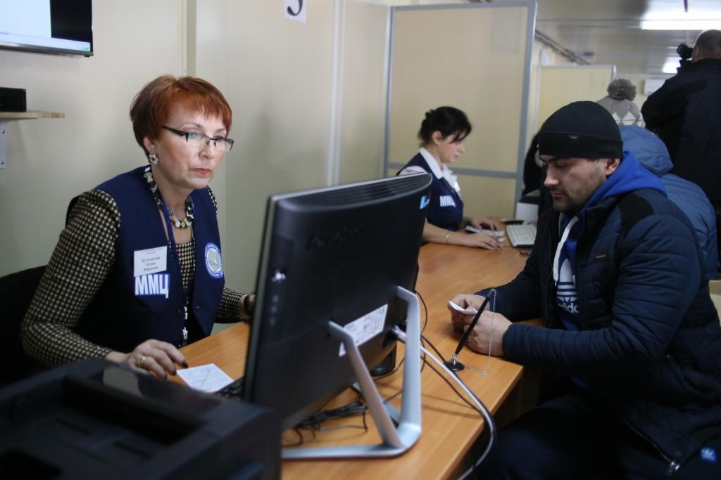 Специалисты миграционного центра в Сахарово помогут иностранцам освоить компьютер