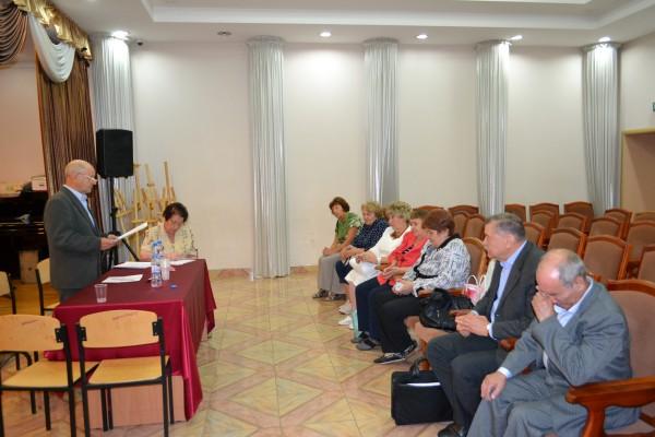 Состав совета ветеранов поселения Воскресенское оставили без изменений