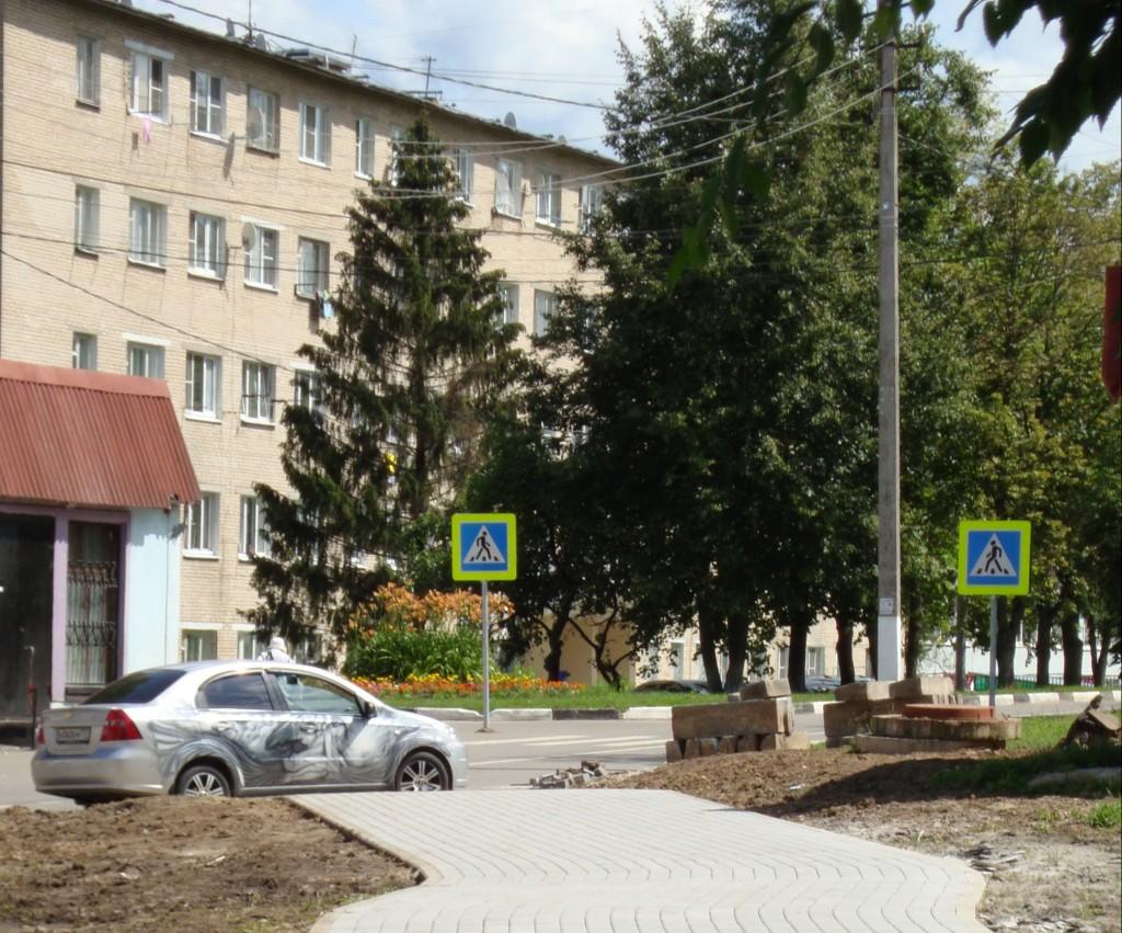 Строительство прогулочной зоны в Шишкином Лесу завершено на 80 процентов