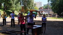Семья из поселения Рязановское заняла первое место на туристическом слете Новой Москвы
