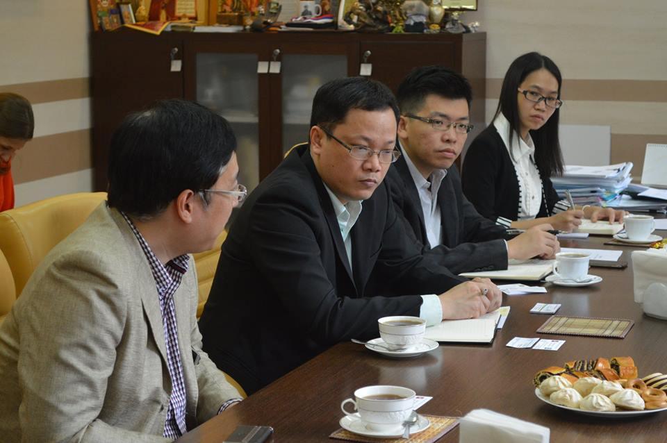 В Троицке приняли делегацию из Китайской народной республики