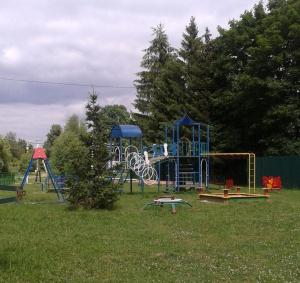 В поселении Сосенское появятся две новые детские площадки