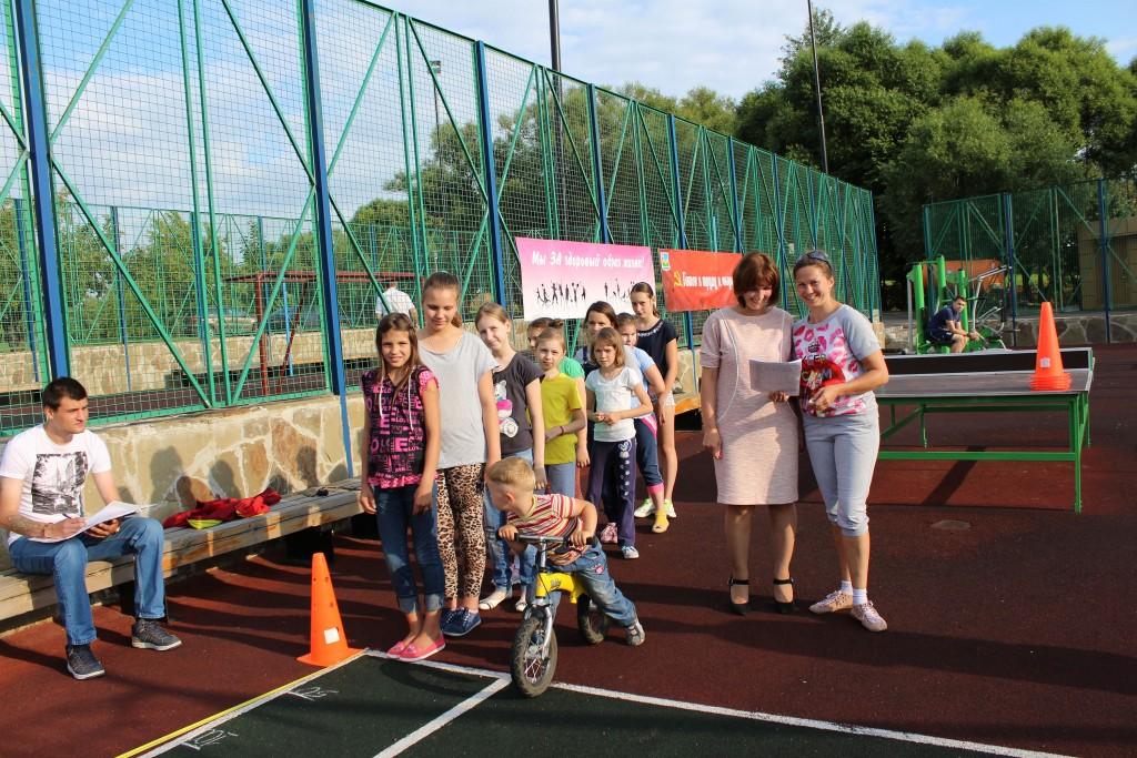 Молодежь поселения Марушкинское к труду и обороне готова