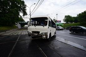 ДТП на Проспекте Мира.