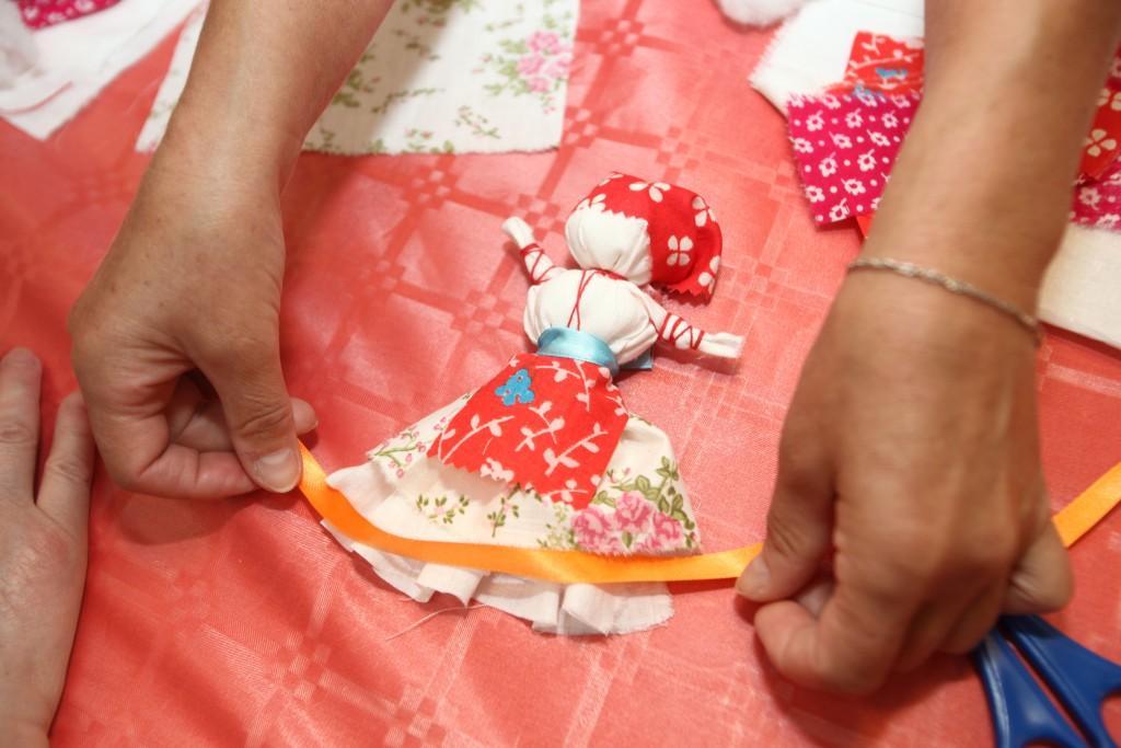 В поселении Филимонковское детей научат лепить из теста