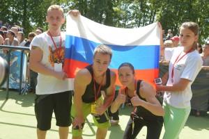 Ежегодный фестиваль Moscow City Games в Лужниках.