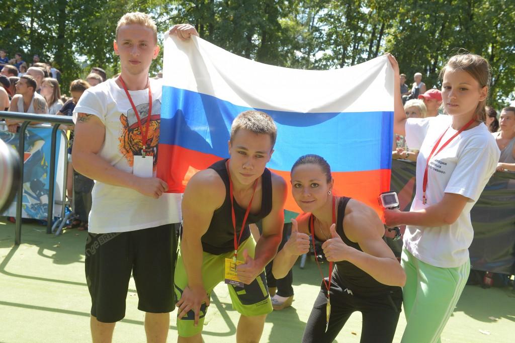 X по счету спортивно-развлекательный праздник «Московский спорт» состоялся в «Лужниках»