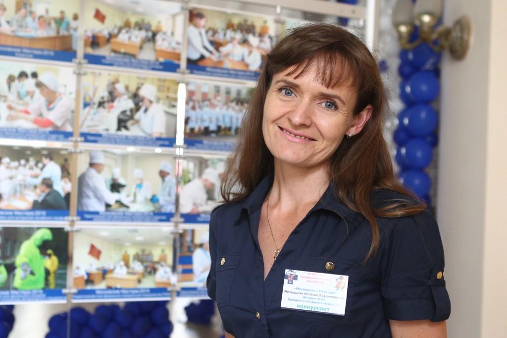Женщина-ветеринар из Новой Москвы стала серебряным призером конкурса