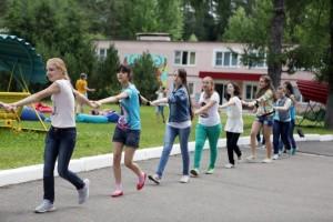 """Старт смены """"Летний Музеон"""" в детском летнем лагере """"Команда"""""""