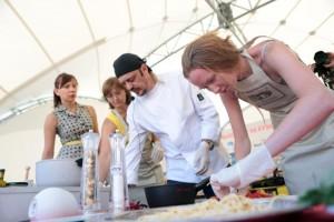 Фестиваль еды в Москве