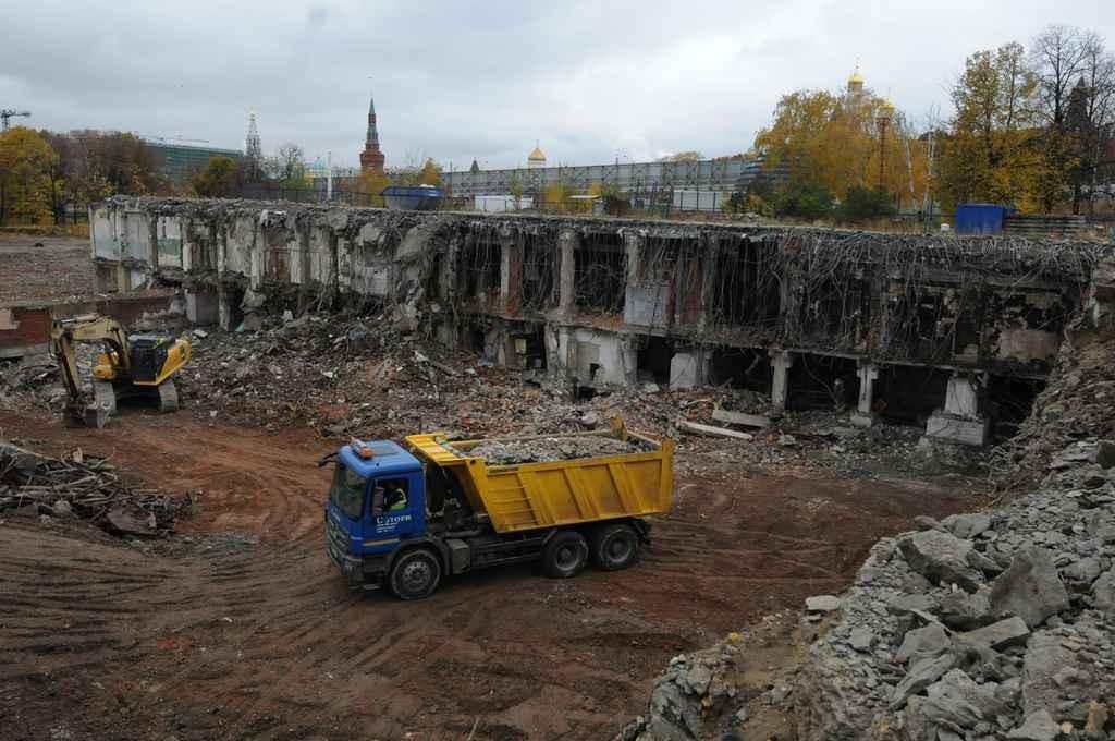 Московские власти поддержали строительство в Сосенском производственно-складского комплекса