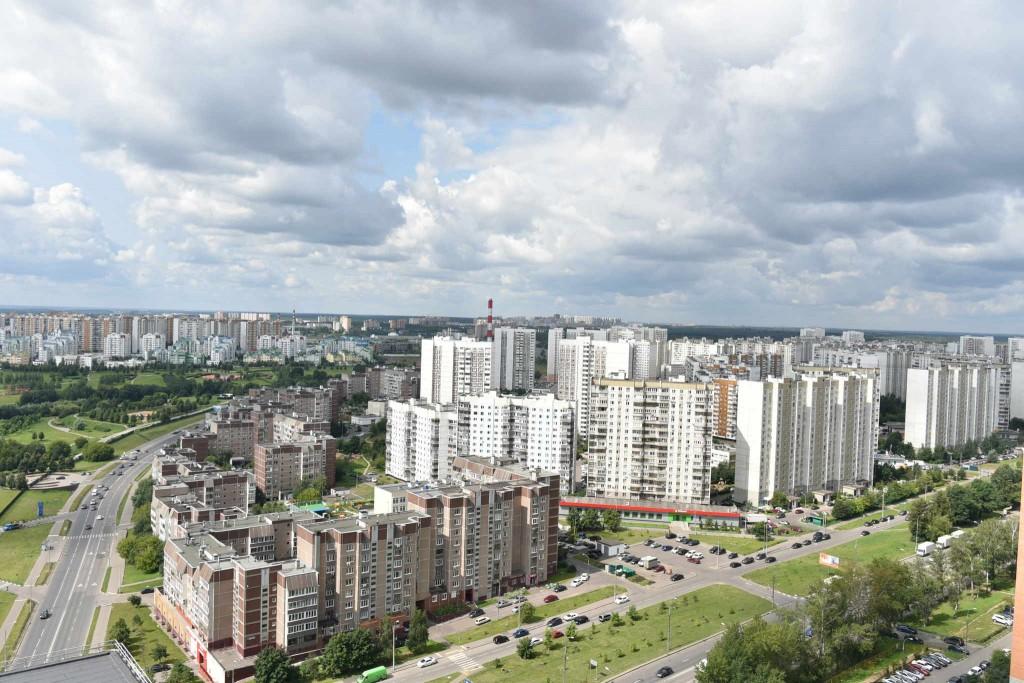 За полгода в Новой Москве ввели 260 тысяч квадратных метров индивидуального жилья