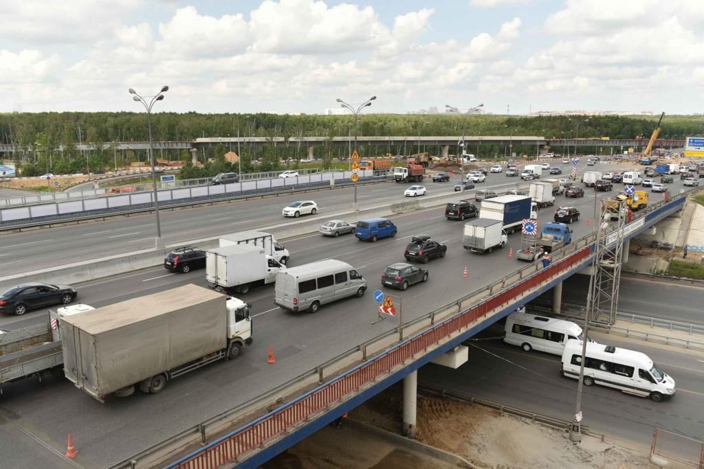 Реконструкция повысила пропускную способность дороги от Коммунарки до Южного Бутова