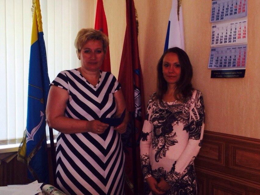 В поселении Кокошкино состоялось вручение второй части удостоверений общественных советников
