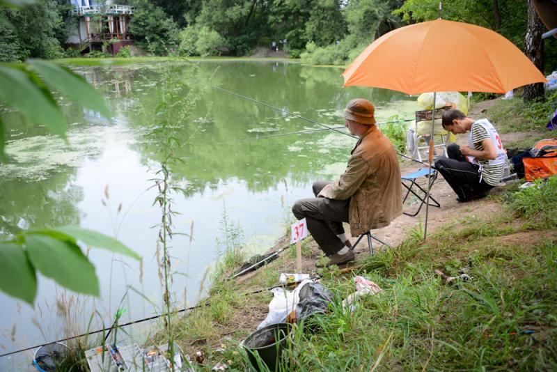 День рыбака провели в селе Былово поселения Краснопахорское