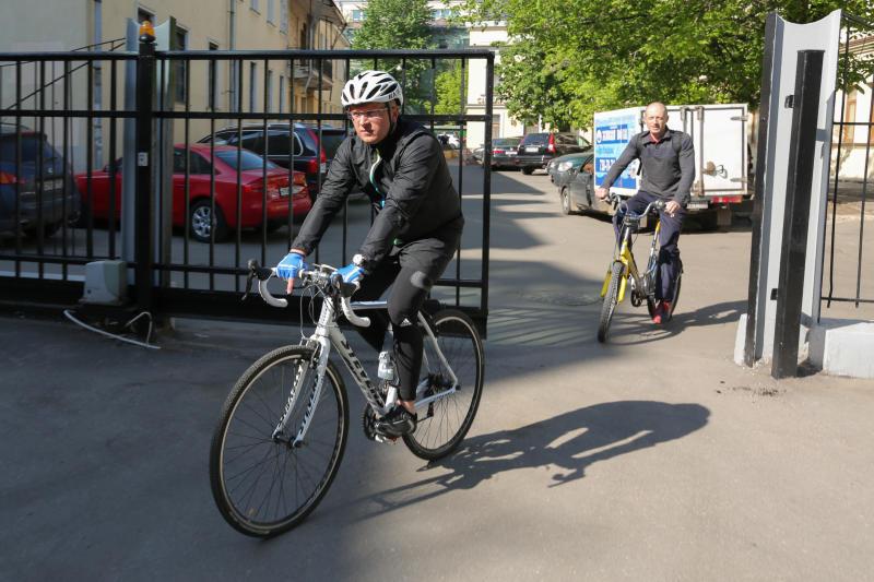 В «День без автомобилей» около 10 тысяч москвичей поедут на работу на велосипеде