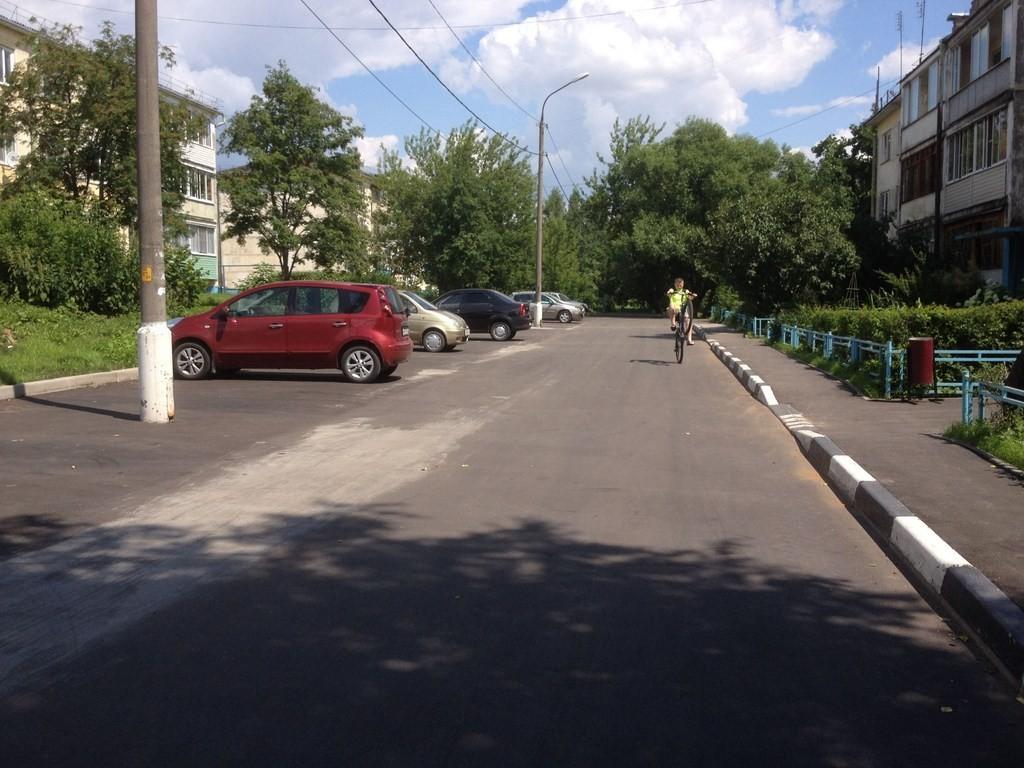 В Московском установят 13 лежачих полицейских