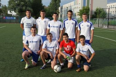 Футболисты поселения Десеновское заняли первое место в отборочном туре межокружной спартакиады
