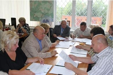 Депутаты поселения Десеновское обсудили дислокацию торговых палаток