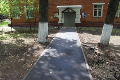 В поселении Десеновское ремонт завершили ремонт подъездов
