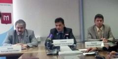 пресс-конференция о порядке оформления ордеров на земляные работы