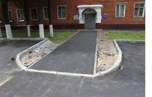 В поселке Ватутинки заменили асфальтовое покрытие