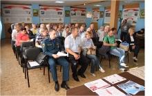 В Десеновском прошла встреча главы поселения с представителями садовых товариществ