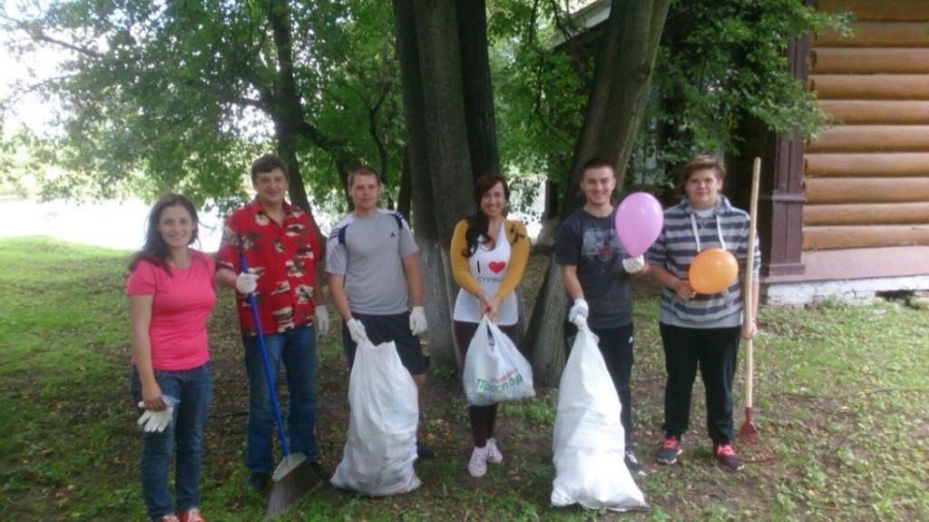 В Рязановском поселении «День добрых дел» растянулся на двое суток