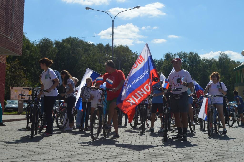 Велосипедный спринт в Троицке собрал более 35 участников