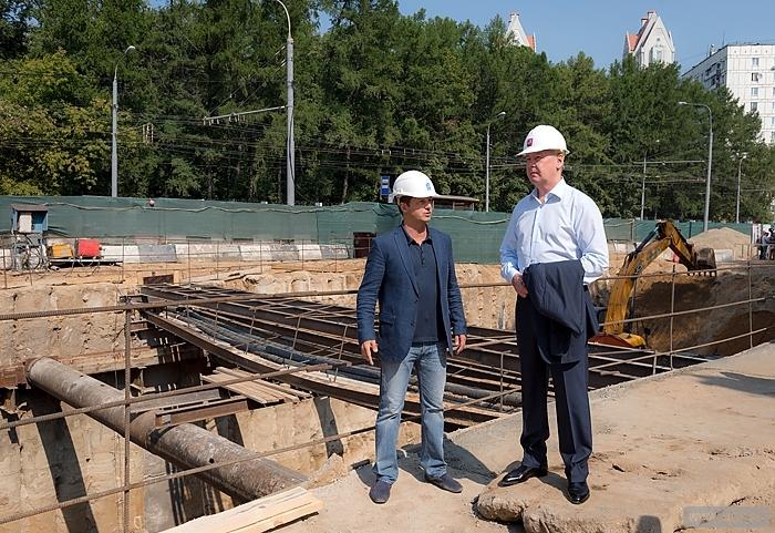 Собянин: Северо-Западная хорда откроет новые маршруты к четырем веткам метро