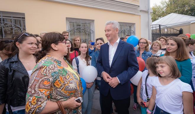 Собянин: Большая Ордынка пополнила пешеходное пространство Москвы