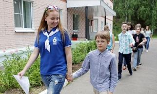 Дети поселка Фабрики имени 1 Мая побывали на местной экскурсии