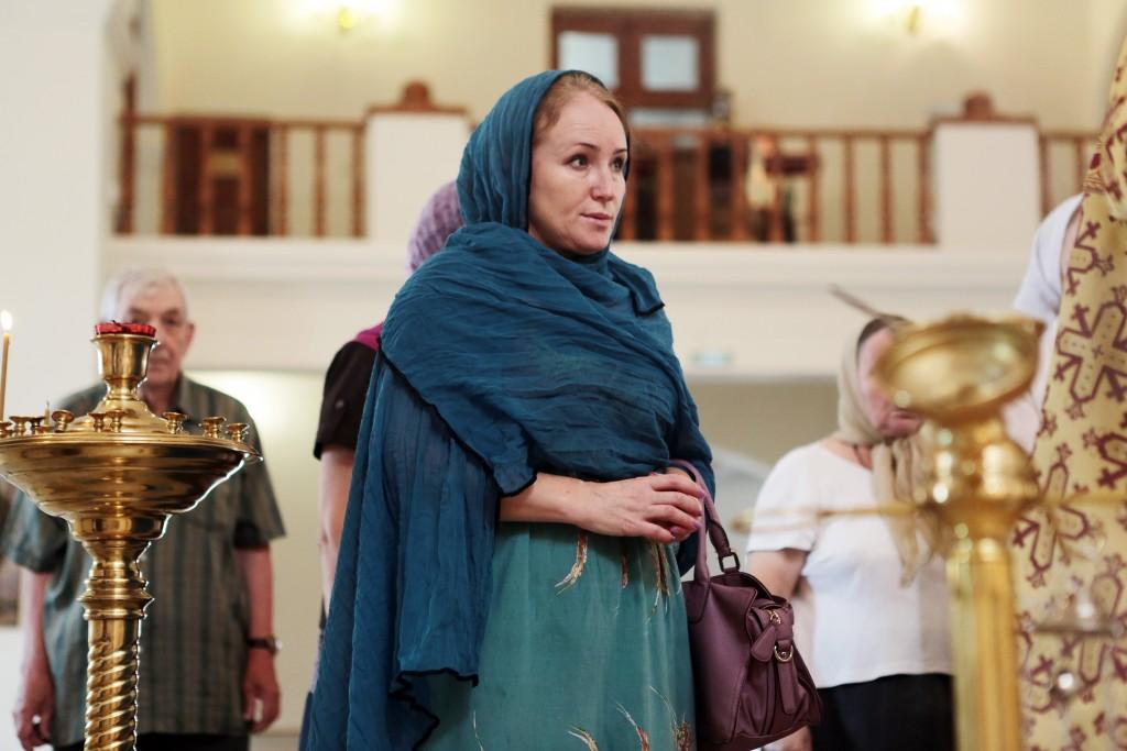 Около 300 жителей Внуковского пришли на праздник в честь святого Ильи Пророка