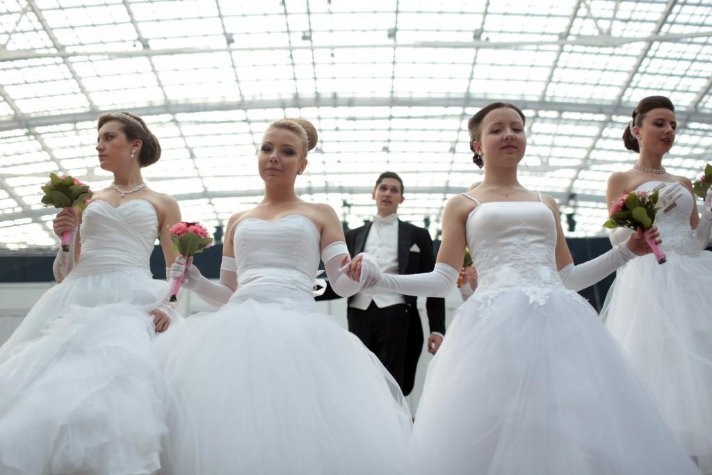 В Троицке откроется студия бального танца для дошкольников