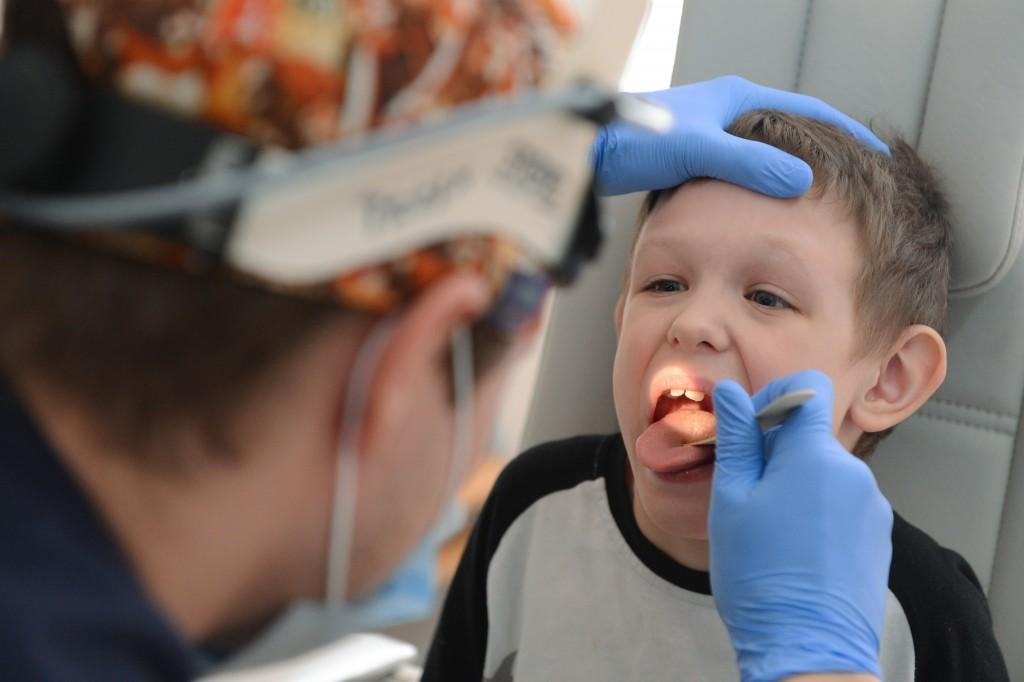 Во второй городской поликлинике Московского открылся кабинет «Здоровое детство»