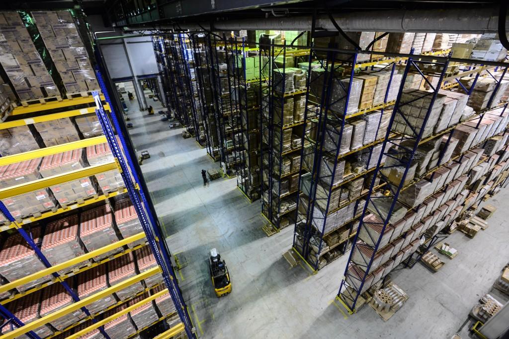 В Сосенском ввели в эксплуатацию многофункциональный офисно-складской терминал