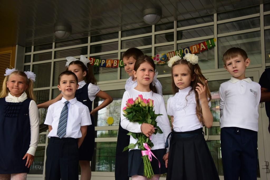 Учащиеся поселения Московский пойдут в новую школу с 1 сентября